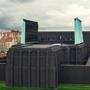 GDANSK SHAKESPEARE THEATRE. VARSOVIA (POLONIA)