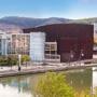 Palacio Euskalduna, sala Barría 1 y 2. Bilbao (España)