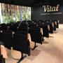 Sala Dendaraba Fundación Vital. Vitoria (España)