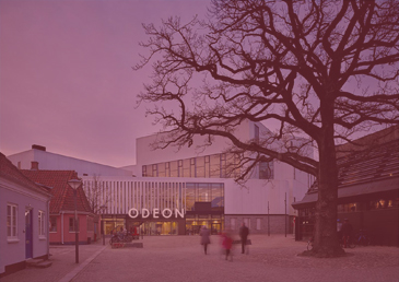 ODEON MUSIC AND THEATRE HALL • ODENSE • DENMARK