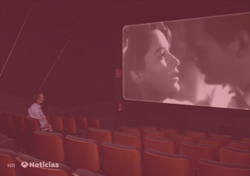ANOTHER GRAND OPENING IN EN EZCARAY SEATING: EMBAJADORES CINEMA THEATER IN MADRID