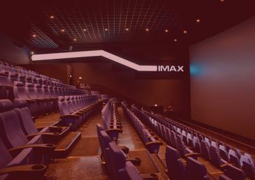 CINES IMAX NOS COLOMBO • LISBOA • PORTUGAL