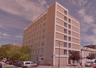 F.P.A. SOCIAL CENTER OF GRAO • VALENCIA • SPAIN