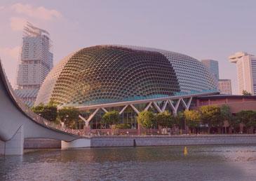 ESPLANADE THEATER OF THE BAY · SINGAPORE