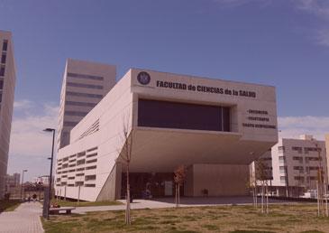 FACULTAD DE CIENCIAS DE LA SALUD, UNIVERSIDAD DE GRANADA • GRANADA • ESPAÑA