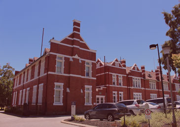 PERTH MODERN SCHOOL • PERTH • AUSTRALIA