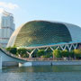 ESPLANADE THEATER OF THE BAY · SINGAPOUR